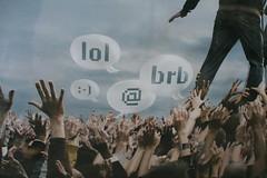 lol brb :-) @