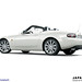 Mazda MX5 (2) by Peer Lawther