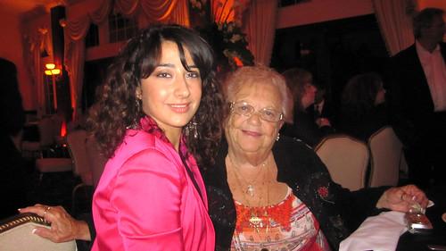 Corrie & Aunt Nancy