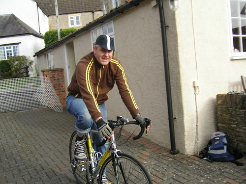 Me on my Lemond Etape