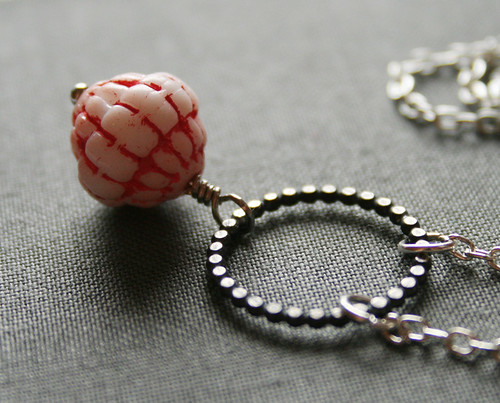 Rasberria Necklace