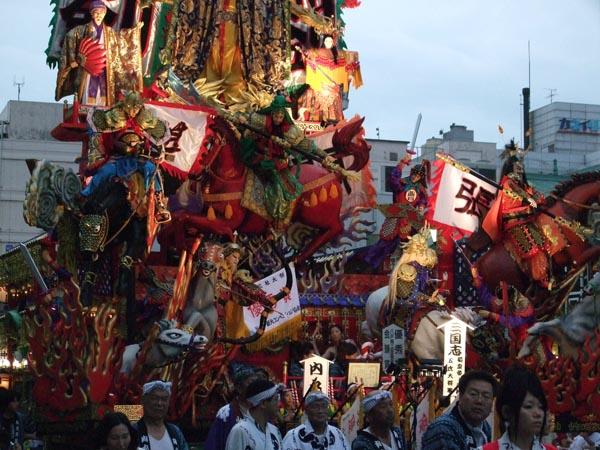八戸三社大祭 2008 中日 5