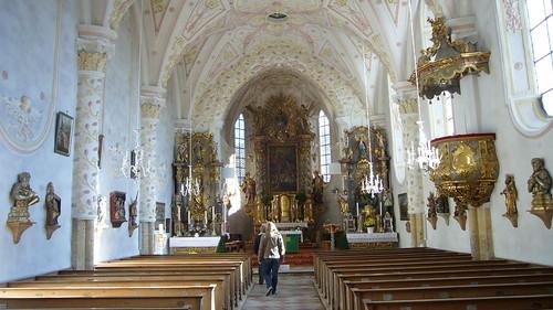Dorfkirche von Rottach