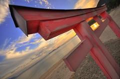 Miyajima sunset Por Hector Garcia