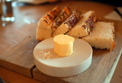 Foccacia and Local Butter