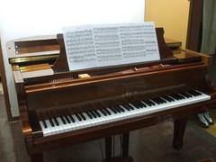 piano baru