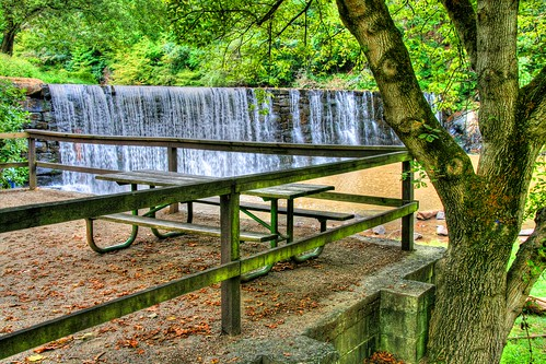Picnic at Hollings Mill