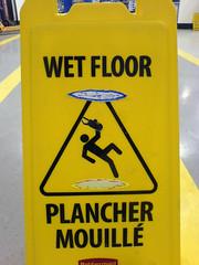 Caution: Portals