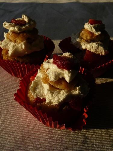 Strawberry Tallcakes