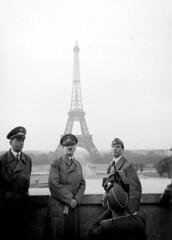 Adolf Hitler in Paris