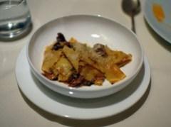Fazzoletti with Duck Ragu