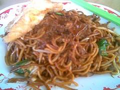Mee goreng Melayu 2