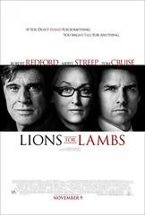 權力風暴 Lion for Lambs