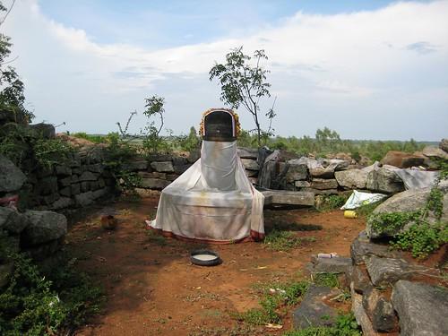 Shiv lingam at Sanyasi Kundru