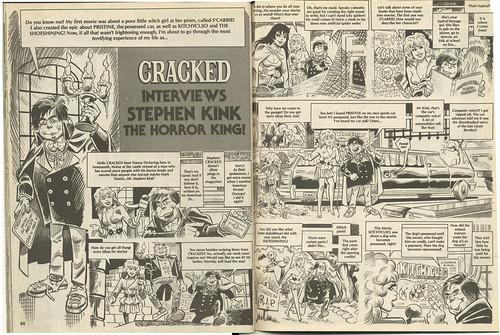 Nanny Interviews Stephen Kink