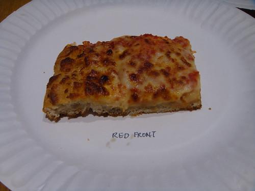RPI Pizza Fest 2010 - Red Front