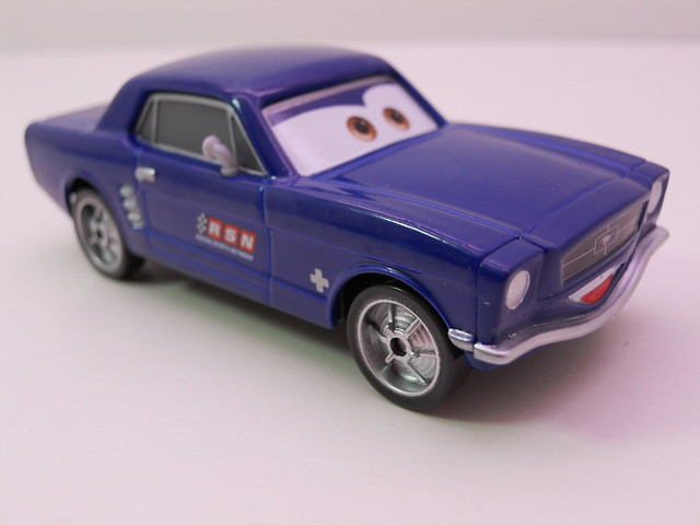 disney cars 2 movie doubles brent mustangburger darrell cartrip (4)