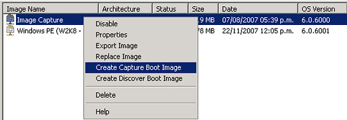 Installing and Configuring WDS (Windows Deployment Services