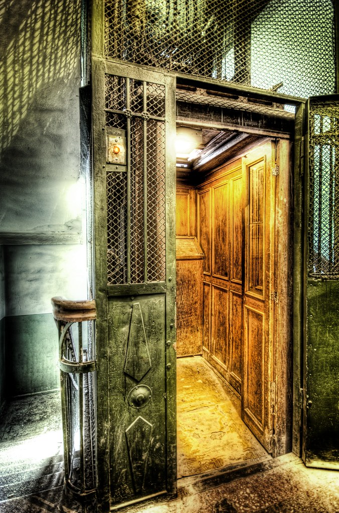 The Elevator that Awaited me after Chernobyl