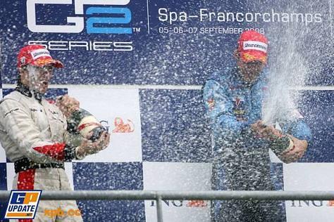 GP2 Championship, Belgium, Sunday Podium by you.