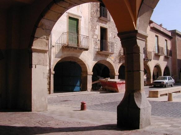 pilar de Can Xicu