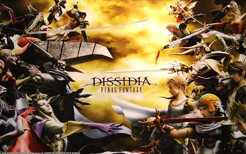 FF Dissidia Poster (FS ver.)