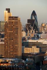 South London Skyline