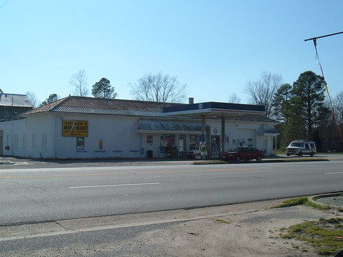 Kitchen's Mini Mart, Ivor, VA (closed March 2008)