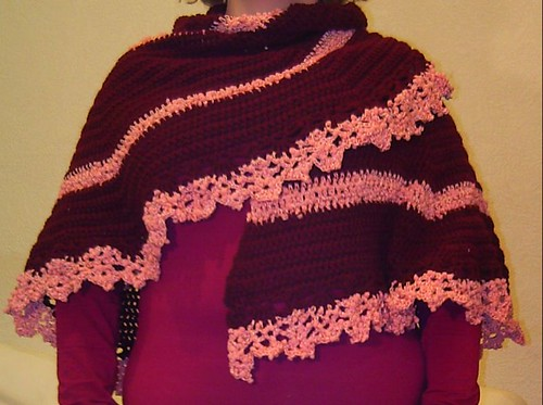 All Shawl, Front