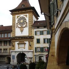 Berner Tor, umgebaut 1778