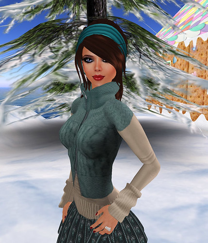 Dress Up Challenge - Gypsy Soul 1-2