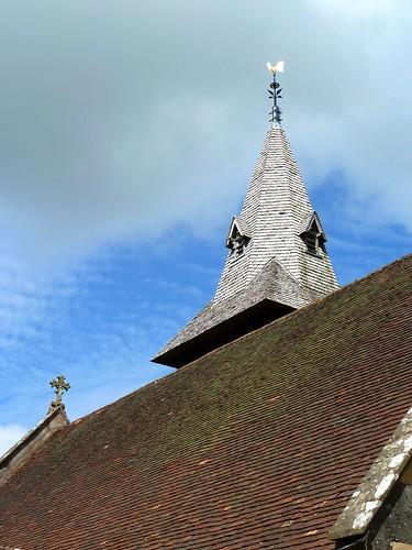 Steep Church Steeple