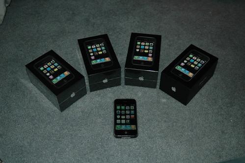 Carrau de iPhones
