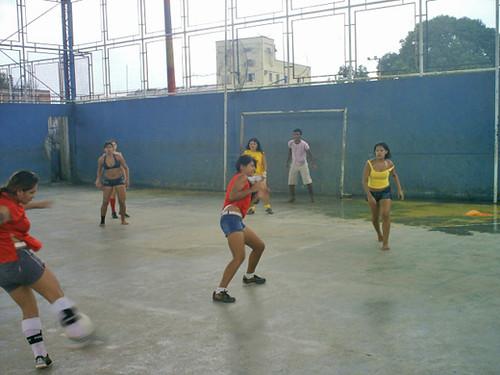 Futebol Mulher 04