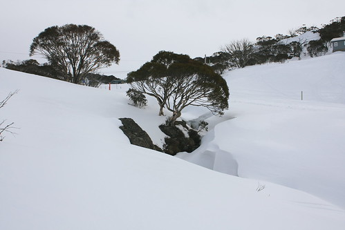 Perisher Valley, Snowy Mountains