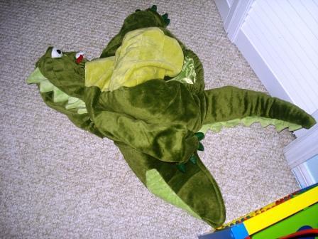 Dragon Costume Lump