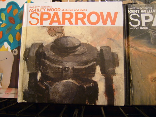 sparrow ashley wood