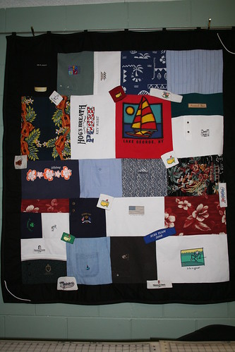 Golf Memory Quilt 4 by you.
