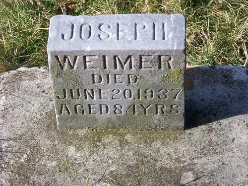 Gettysburg Almshouse Cemetery (6/6)