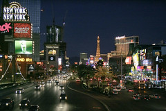 Night Scene, Las Vegas