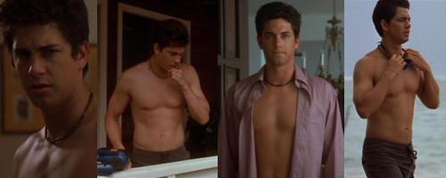 More Adam Garcia Shirtless