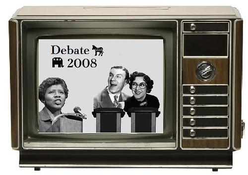 Veep Debate TV -- Beyond Boffo!