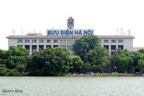 Buu dien Hanoi