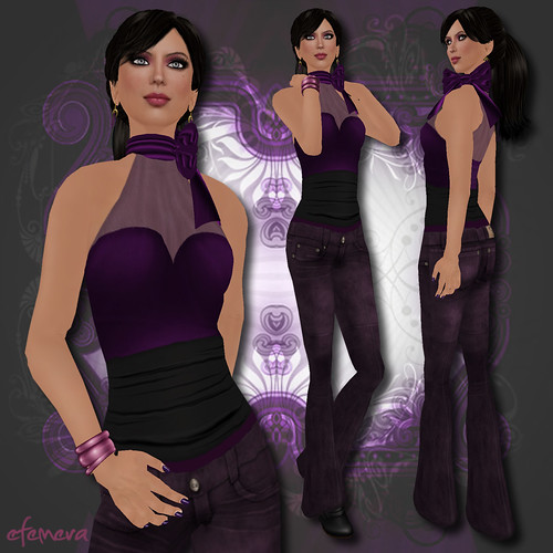 Savoy Purple