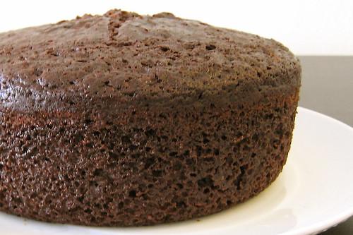 Chocolate Wacky Cake