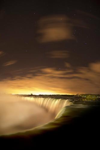 The Stars of Niagara Falls (Explored)