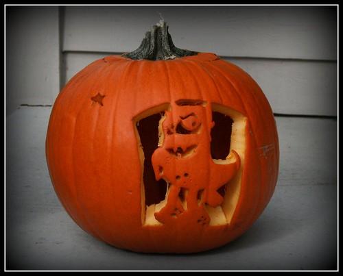 Kacey's Jack-o-lantern