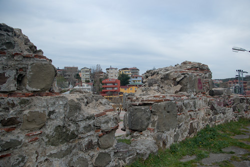 Riva castle, Riva village, blacksea region of istanbul, pentax k10d