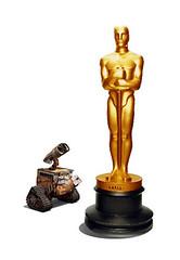 Wall-e y Oscar