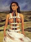 Frida Kahlo. La columna rota, 1944.